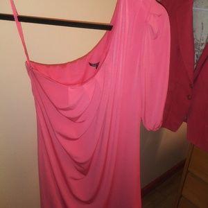 Gianni Bini Coral Dress size Small